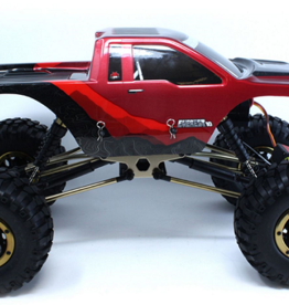 Red Cat Everest-10 1/10 Rock Crawler Red