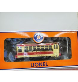 Lionel Trolley 3rd Avenue