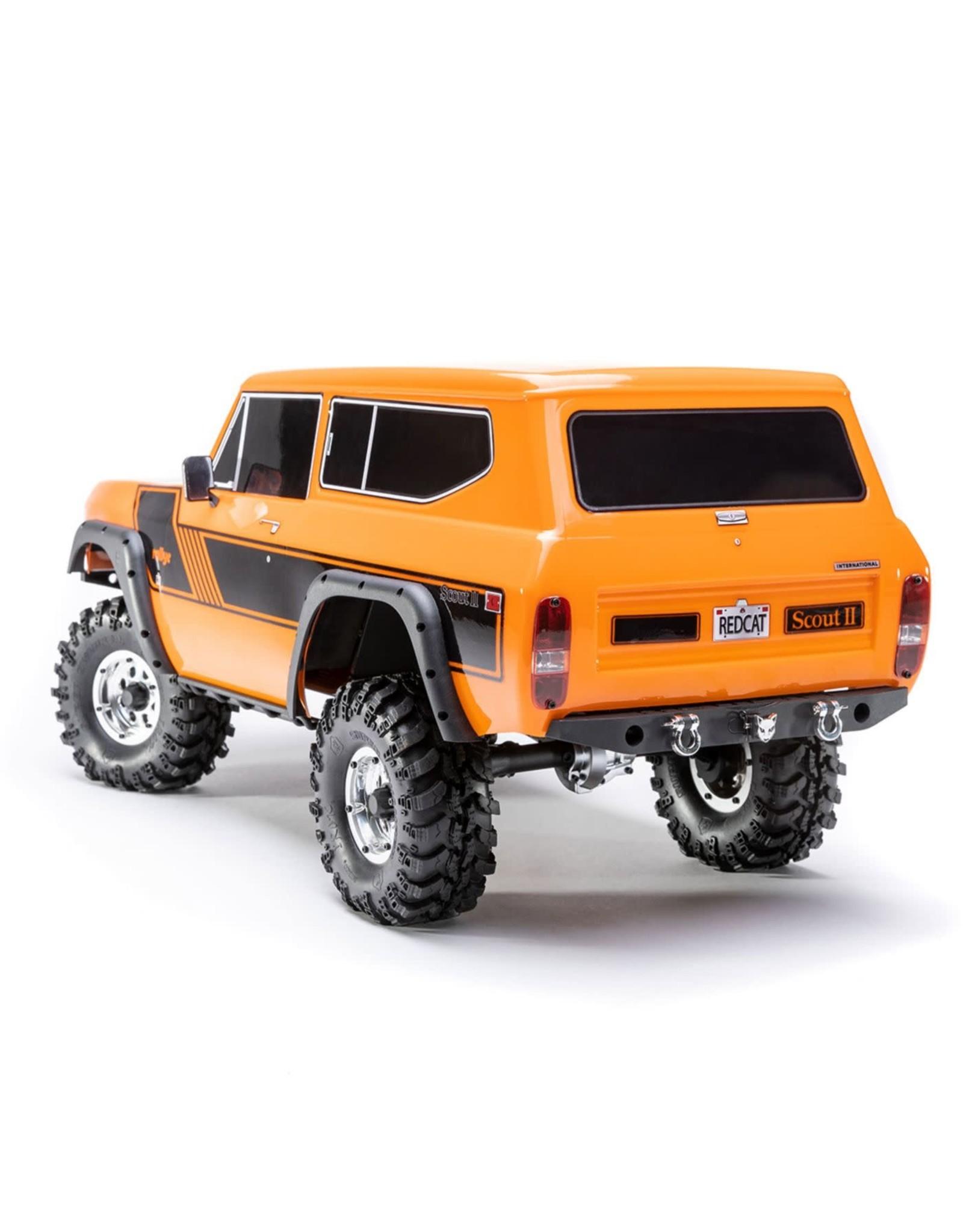 Horizon Hobby Gen 8 International Scout II 1/10 4WD RTR: Orange