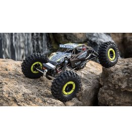 ECX Temper Gen2 4X4 Rock Crawler 1/18 Yellow