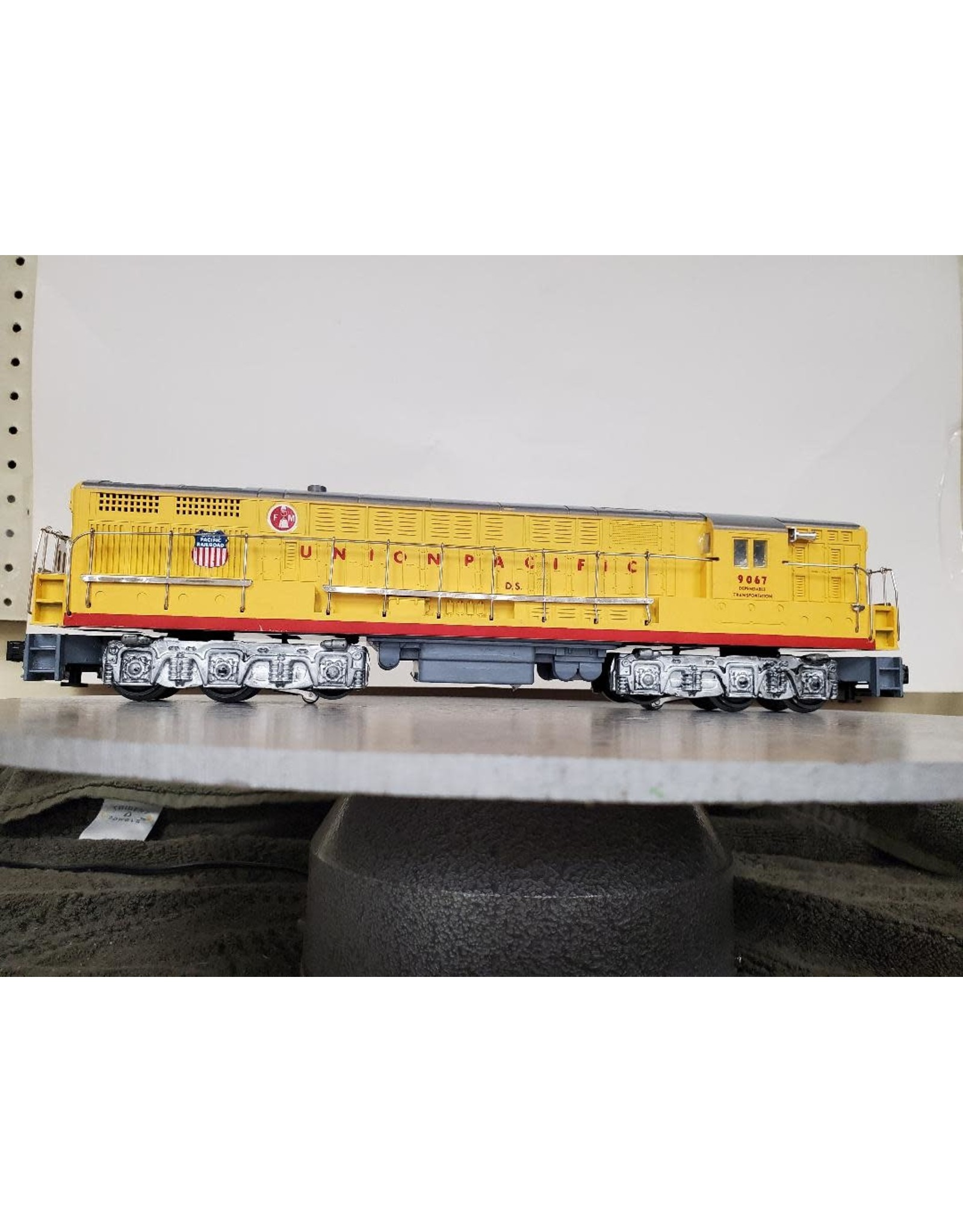 Williams Diesel sd70 Union Pacific #9067