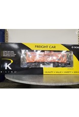 K-Line Caboose Extended Vision Milwaukee Rd 992301