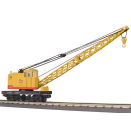 MTH American Crane Car Milwaukee Road