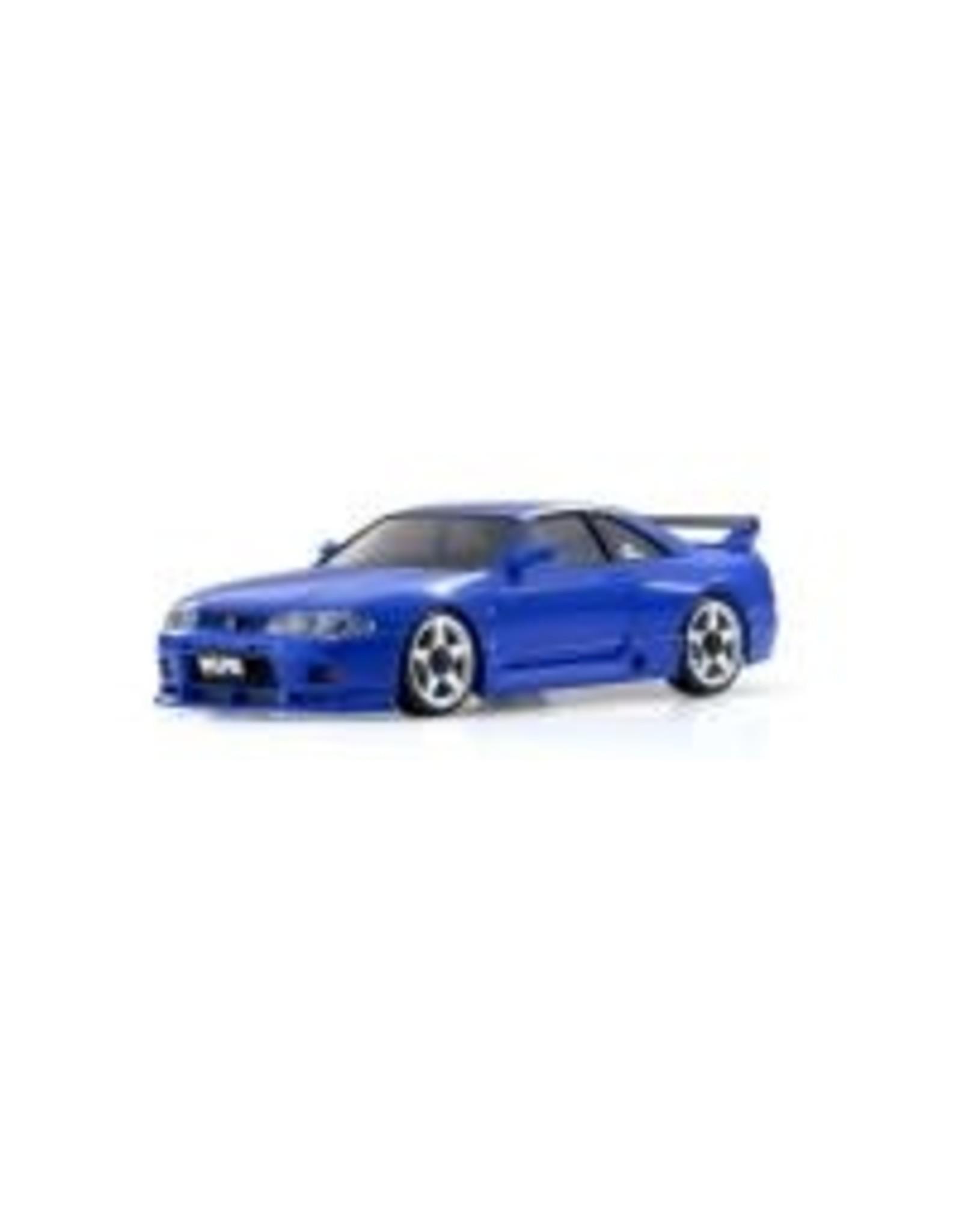 Kyosho Mini Z Skyline AWD GT-R Nismo(R33) Blue