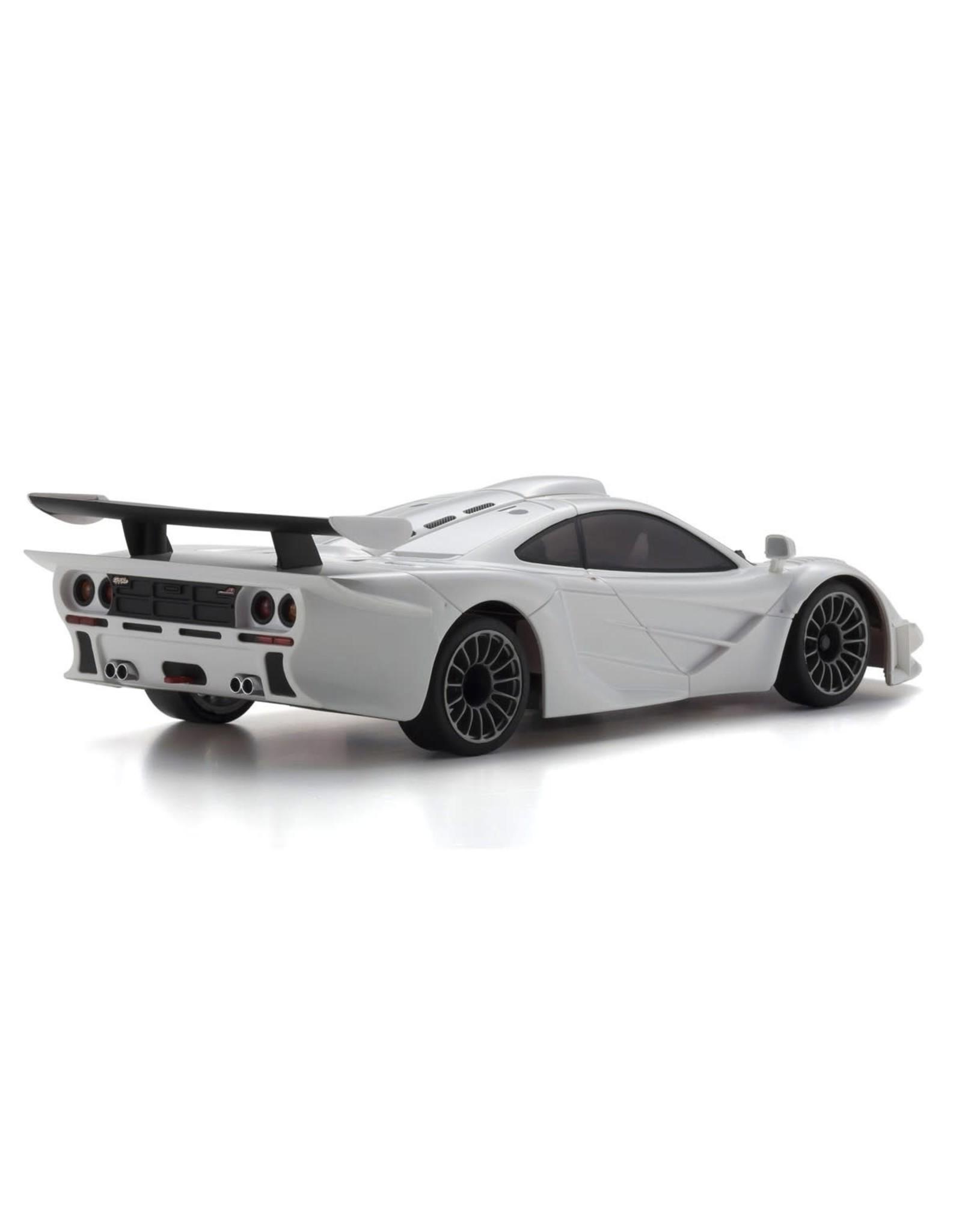 Kyosho MINI-Z RWD McLaren F1 GTR White MINI-Z RWD MR-03 RS