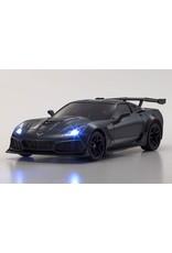 Kyosho MINI-Z RWD Corvette ZR1 Shadow Gray Metallic w/LED