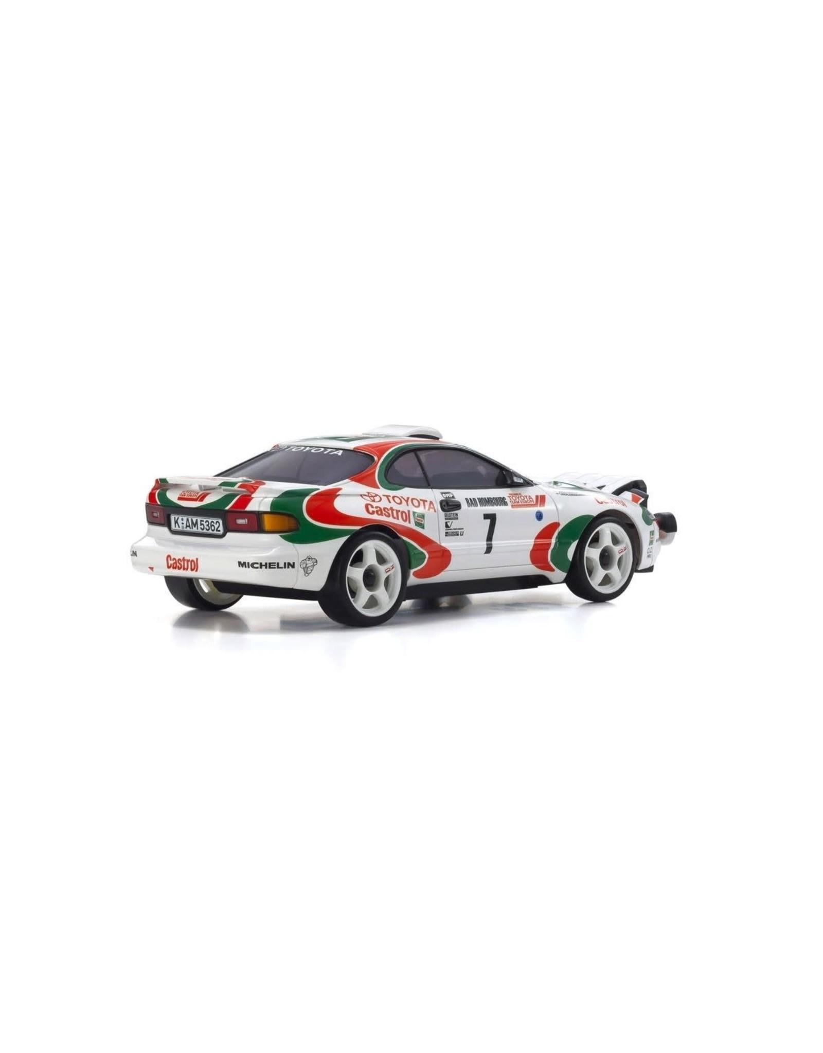Kyosho Mini Z Celica Turbo 4WD No 7 Toyota