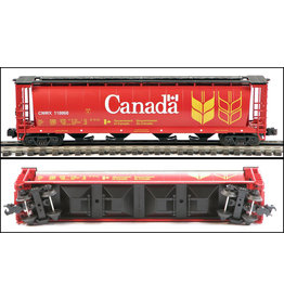 MTH 100 Ton 4 Bay Hopper Car Canada