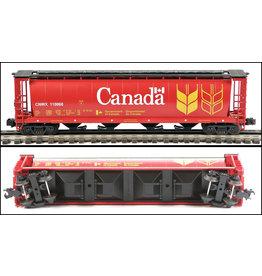 MTH 100 Ton 4 Bay Hopper Car Canada