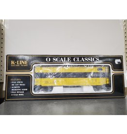 K-Line Reefer 61-1755 NYC Scale