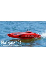 PRB Blackjack 24-inch Catamaran Brushless: RTR