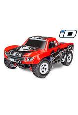 Traxxas 76064-5_RED LaTrax Desert Prerunner: 1/18-Scale 4WD Electric Truck