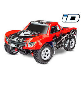 Traxxas 76064-5_RED LaTrax Desert Prerunner: 1/18-Scale 4WD Electric Truck
