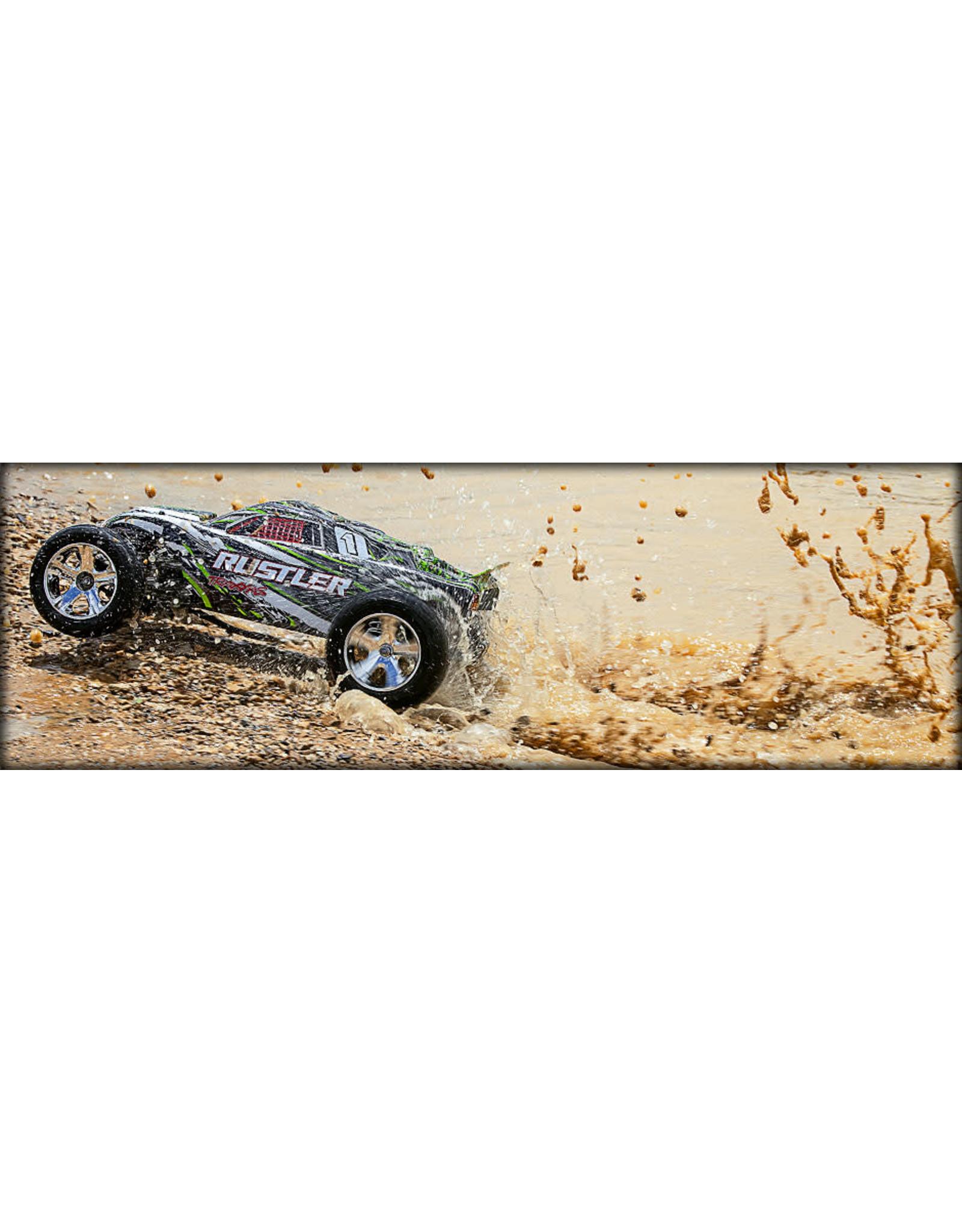 Traxxas Traxxas Rustler 2WD 1/10 scale Green