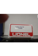 Lionel Boxcar Southern 9700