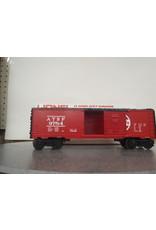 Lionel Boxcar Santa Fe 9784