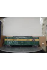 Lionel Boxcar Milwaukee Road Hiawatha 78200