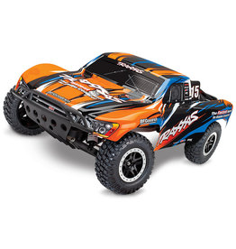 Traxxas Traxxas Orange Slash 2wd 1/10 58034-1