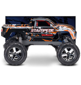 Traxxas Traxxas Stampede w/xl-5ESC Orange 36054-1