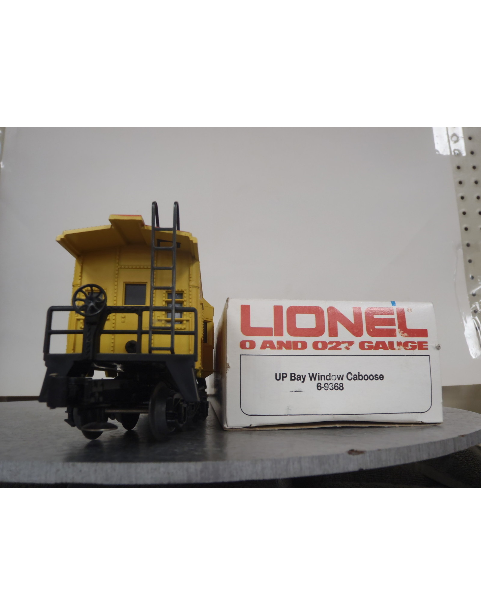 Lionel Caboose Window Union Pacific Lighted 9368