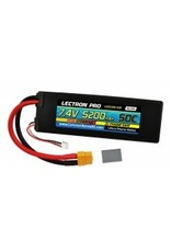 Common Sense RC 7.4V (2S) 5200 mAh 50C