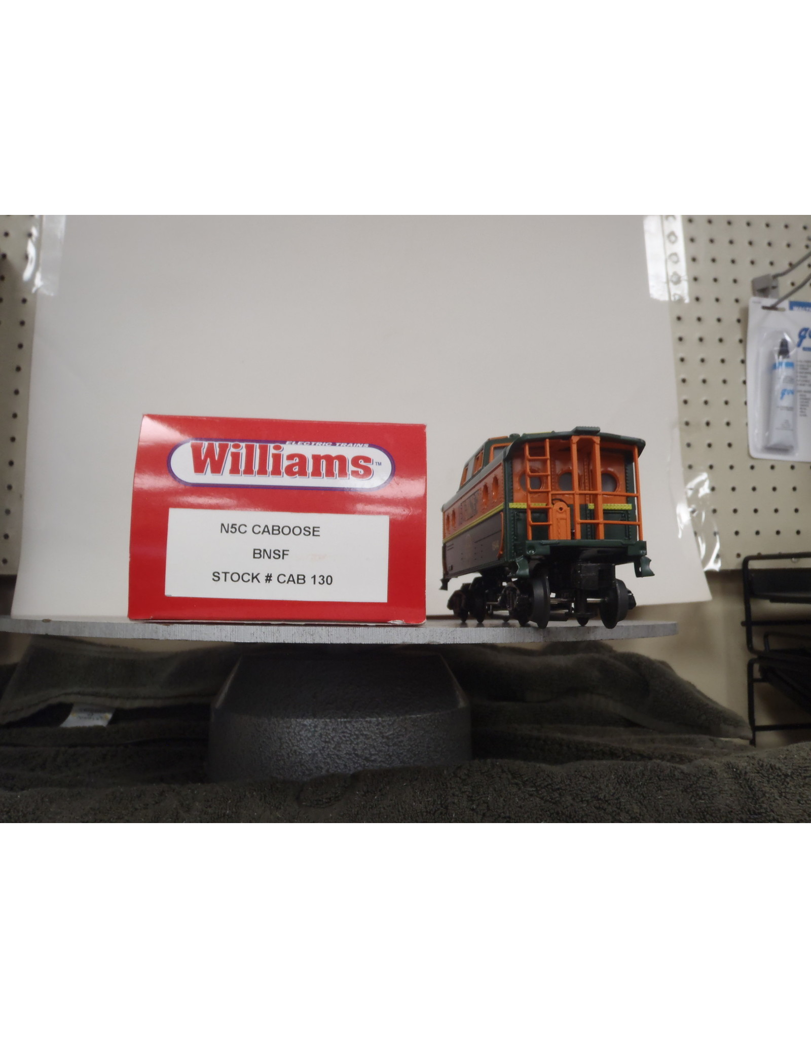Williams Caboose N5C BNSF 1644