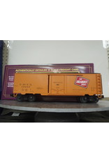 MTH Reefer Car Milwaukee Road