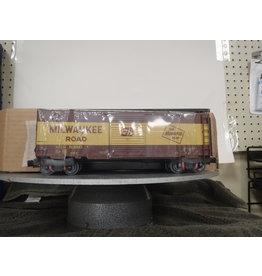 Weaver Boxcar Milwaukee Road