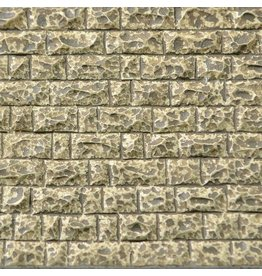 Chooch Large Cut Stone Wall #8264