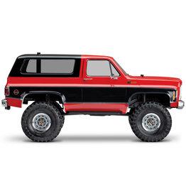 Traxxas 79 Blazer Red