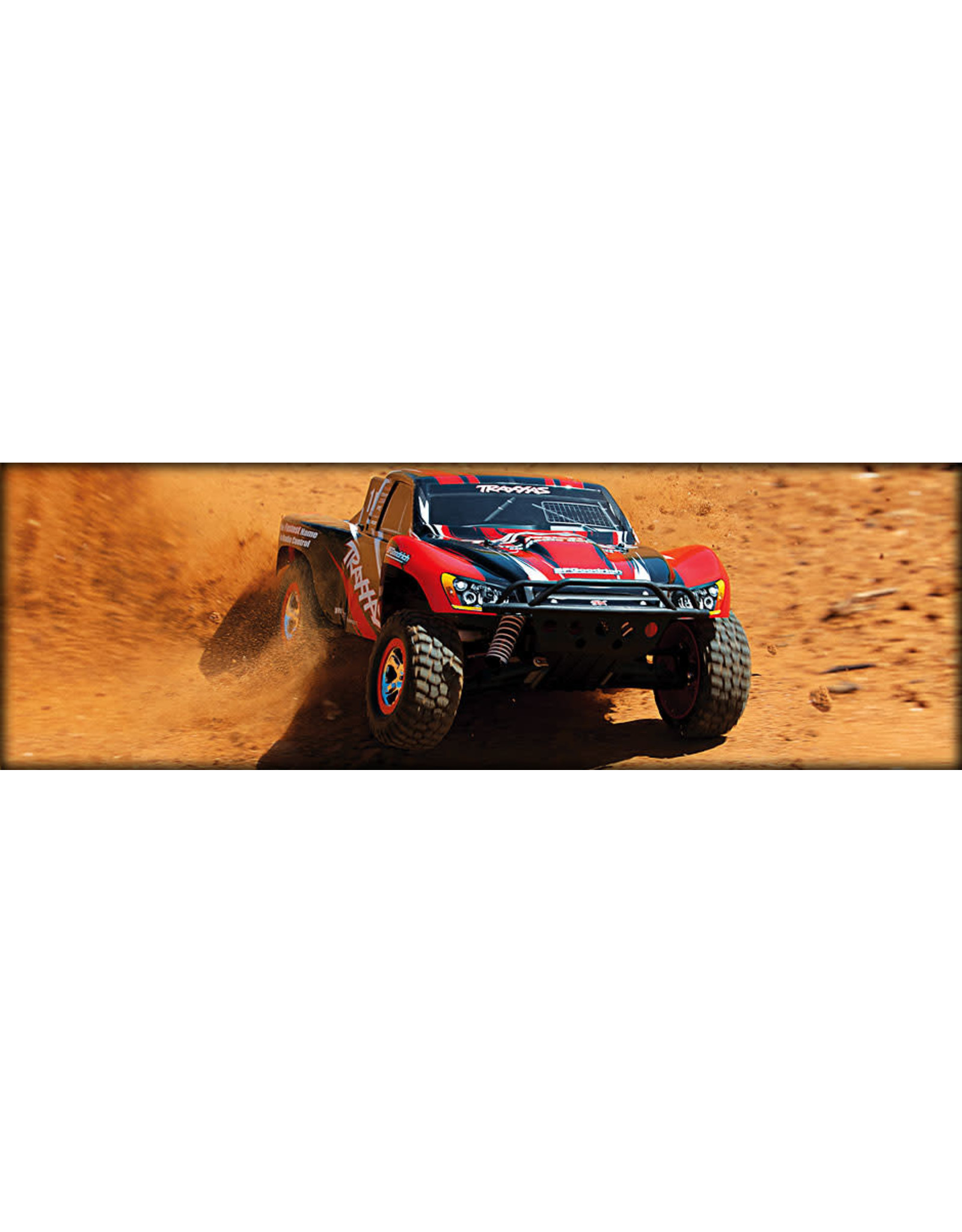 Traxxas Red Slash  2wd RED