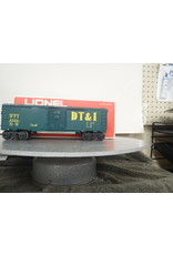 Lionel Boxcar DT&I 9750