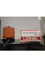 Lionel Boxcar Bessimer & Lake Erie 9769