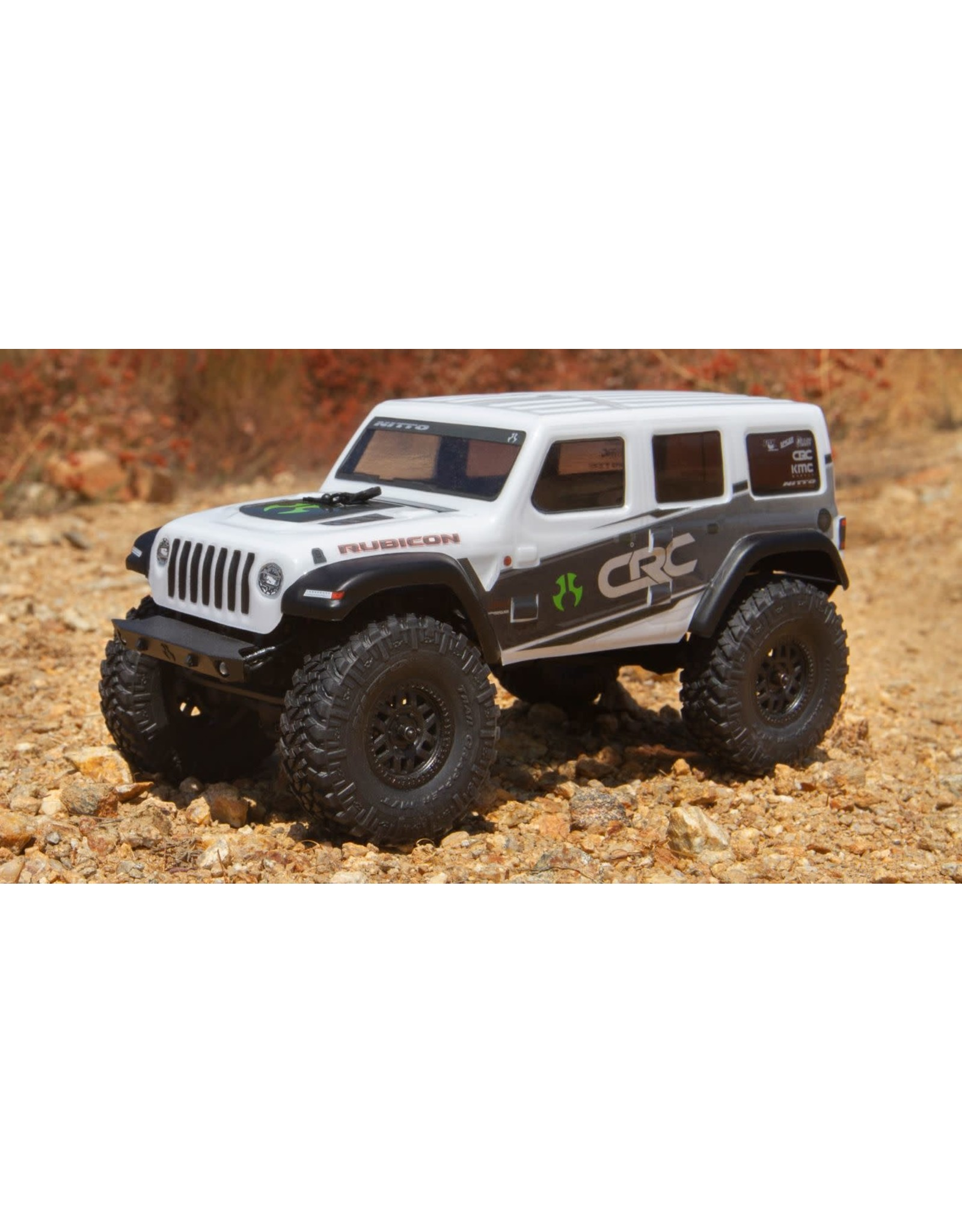 Axial Axial 2019 Jeep Jlu Crc RTR White AXI00002t1