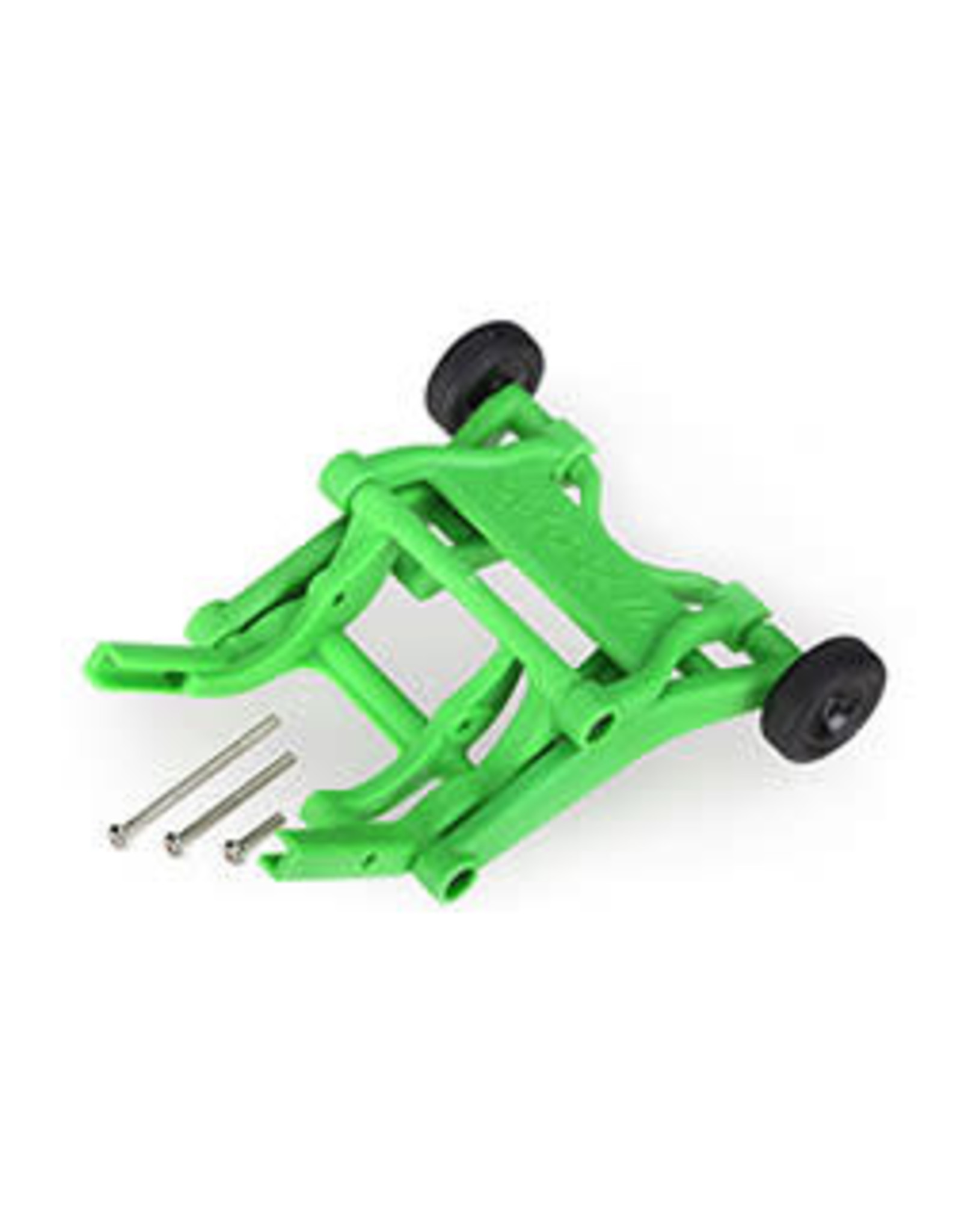 Traxxas Traxxas Wheelie Bar Assembled Green 3678a