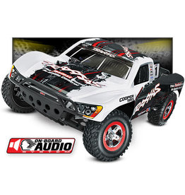 Traxxas Traxxas White Slash RTR with onboarding 58034-2