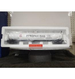 MTH 33K Gallon Tank Car Pyrofax Gas