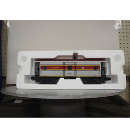 MTH Caboose Bay Window ATSF