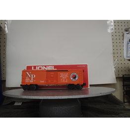 Lionel Boxcar NP 9770