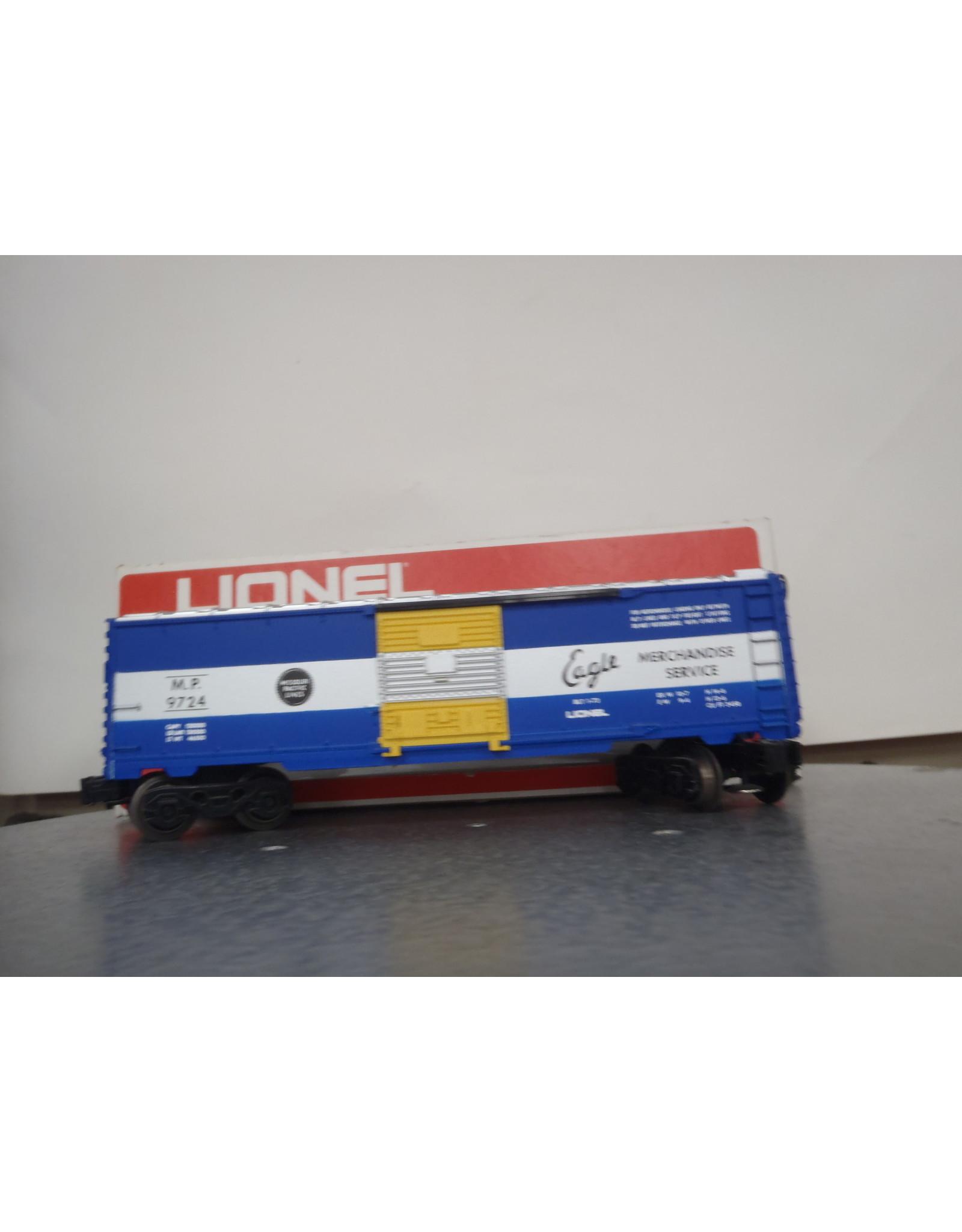 Lionel Boxcar Missouri Pacific 9724