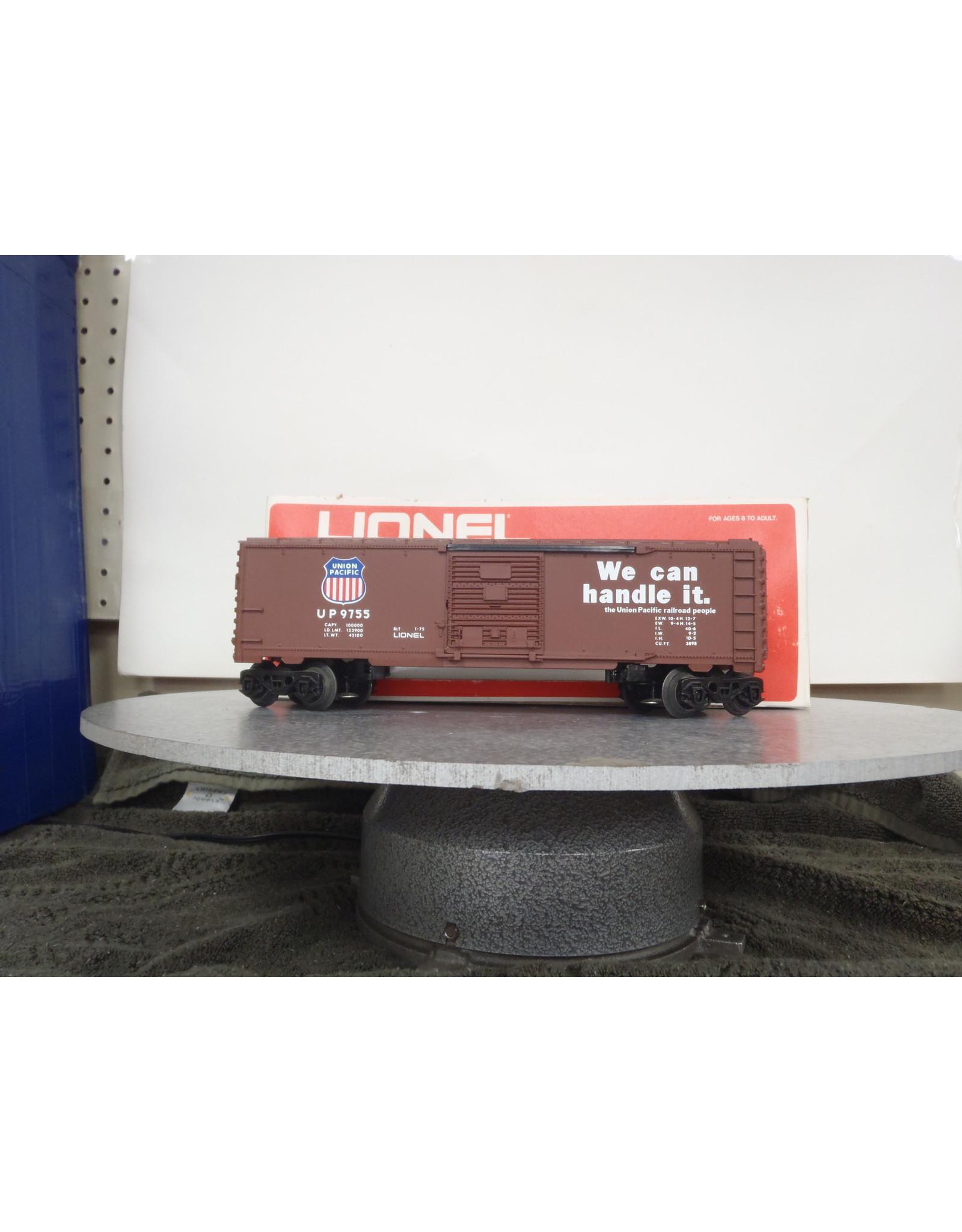 Lionel Boxcar Union Pacific 9755