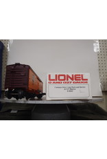 Lionel Reefer ATSF 9880