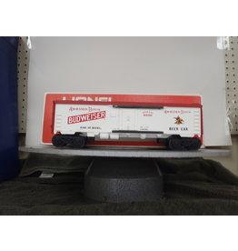Lionel Reefer Budweiser 9850
