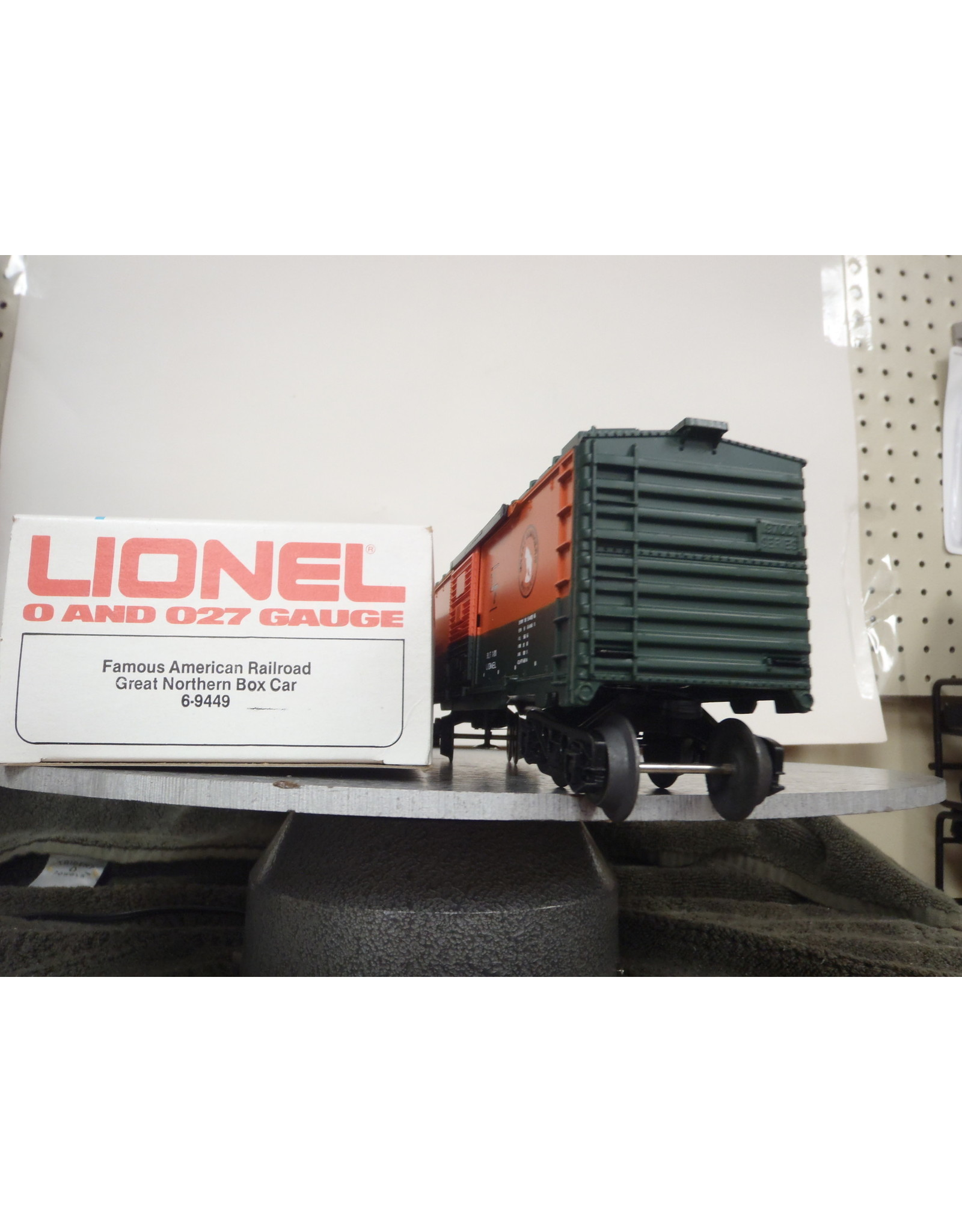 Lionel Boxcar Great Northern 9449