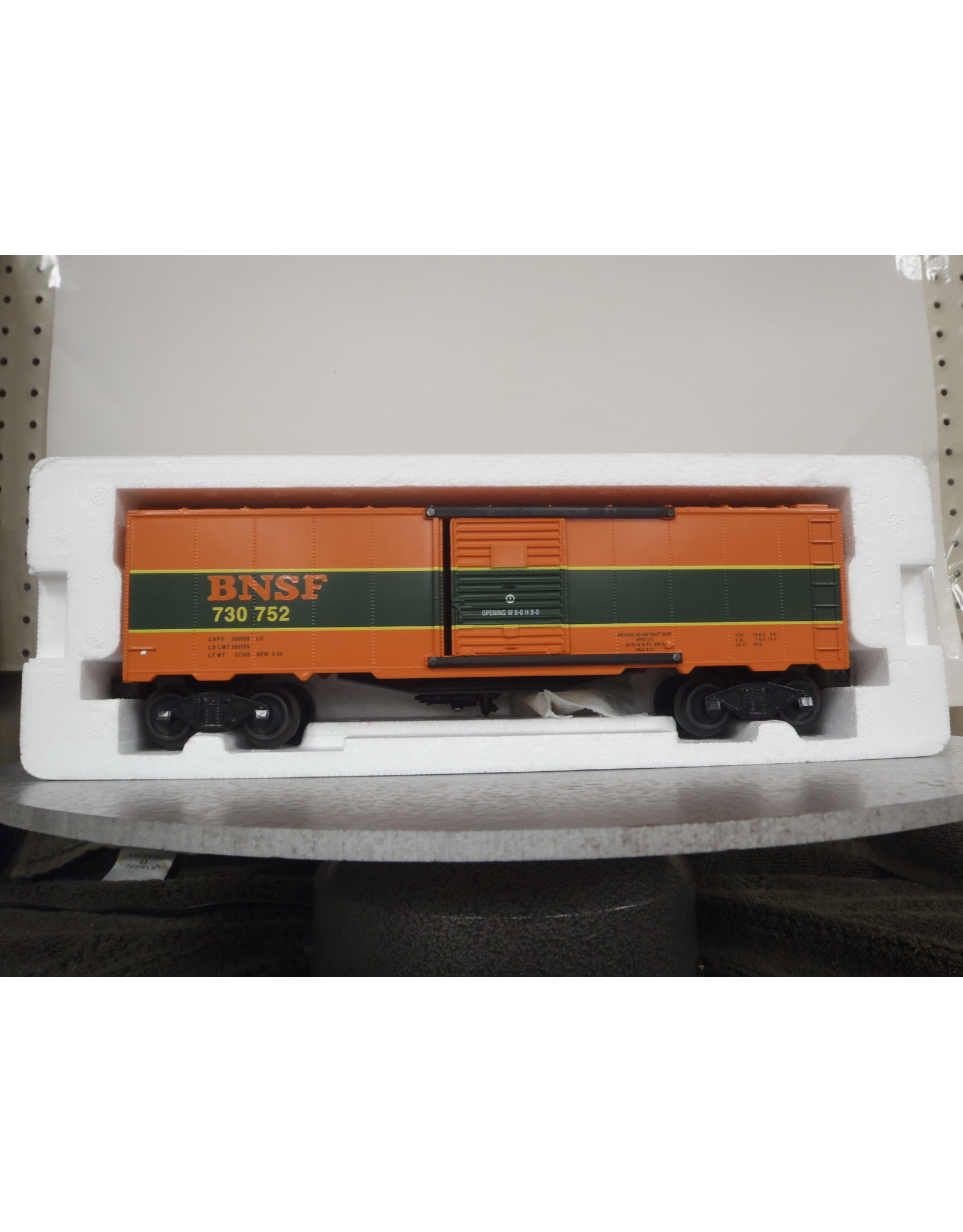 Williams Boxcar BNSF 730752
