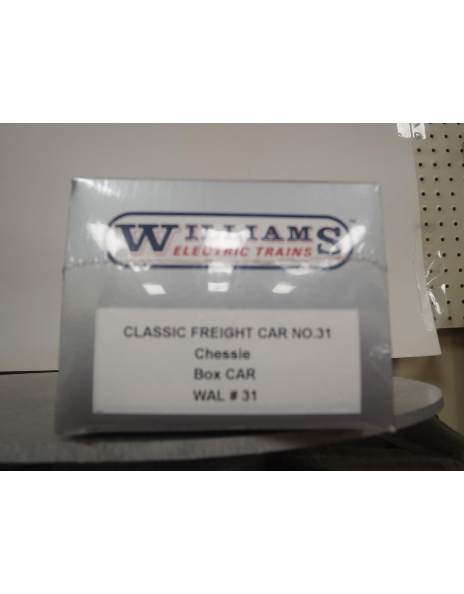 Williams Boxcar B&O 26491