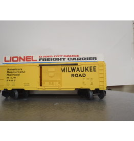 Lionel Boxcar Milwaukee Road 9455