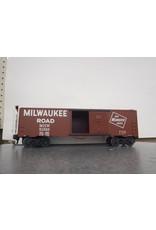 Industrial Rail Industrial Rail Milwaukee Road Boxcar #21329