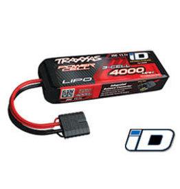 TRA 25C 11.1V 4000mAh Lipo , w/TRA ID
