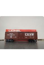 Lionel Boxcar CNW 9786